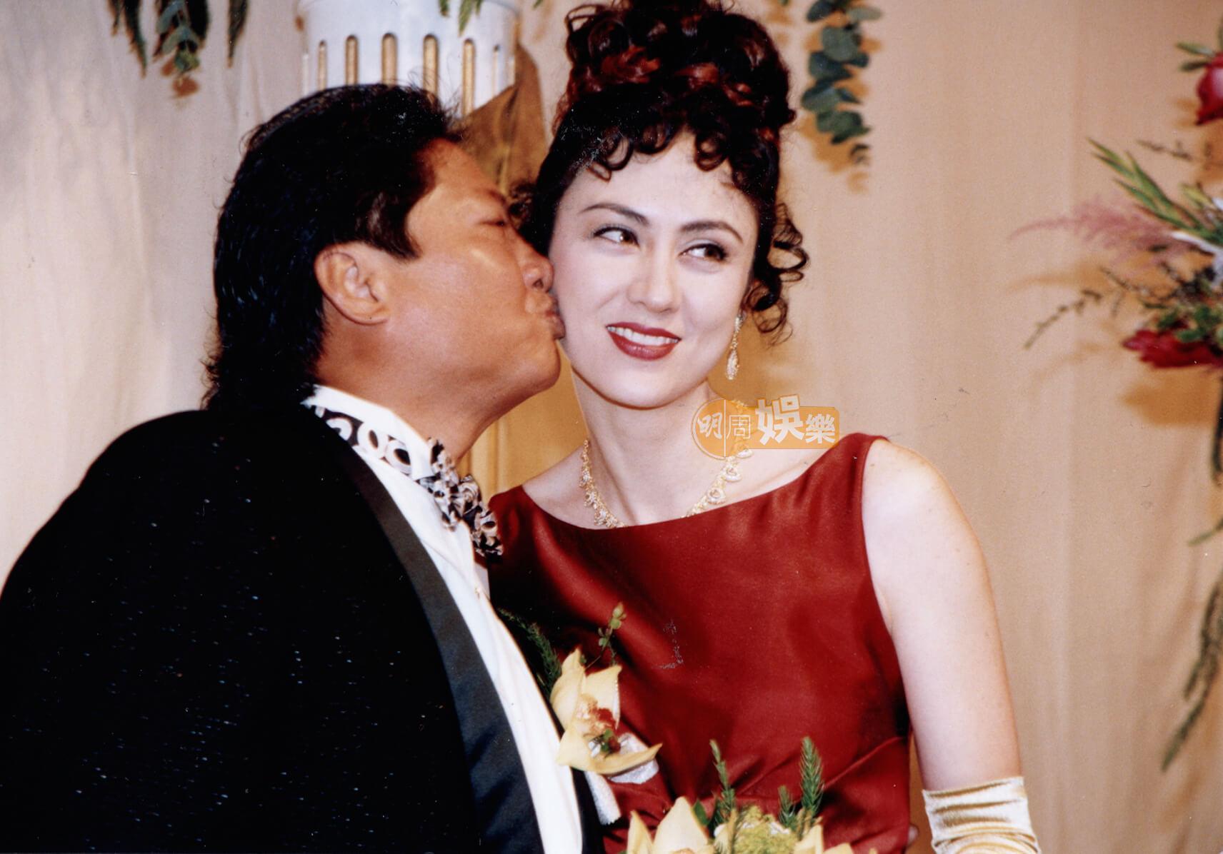 1995年下嫁洪金寶