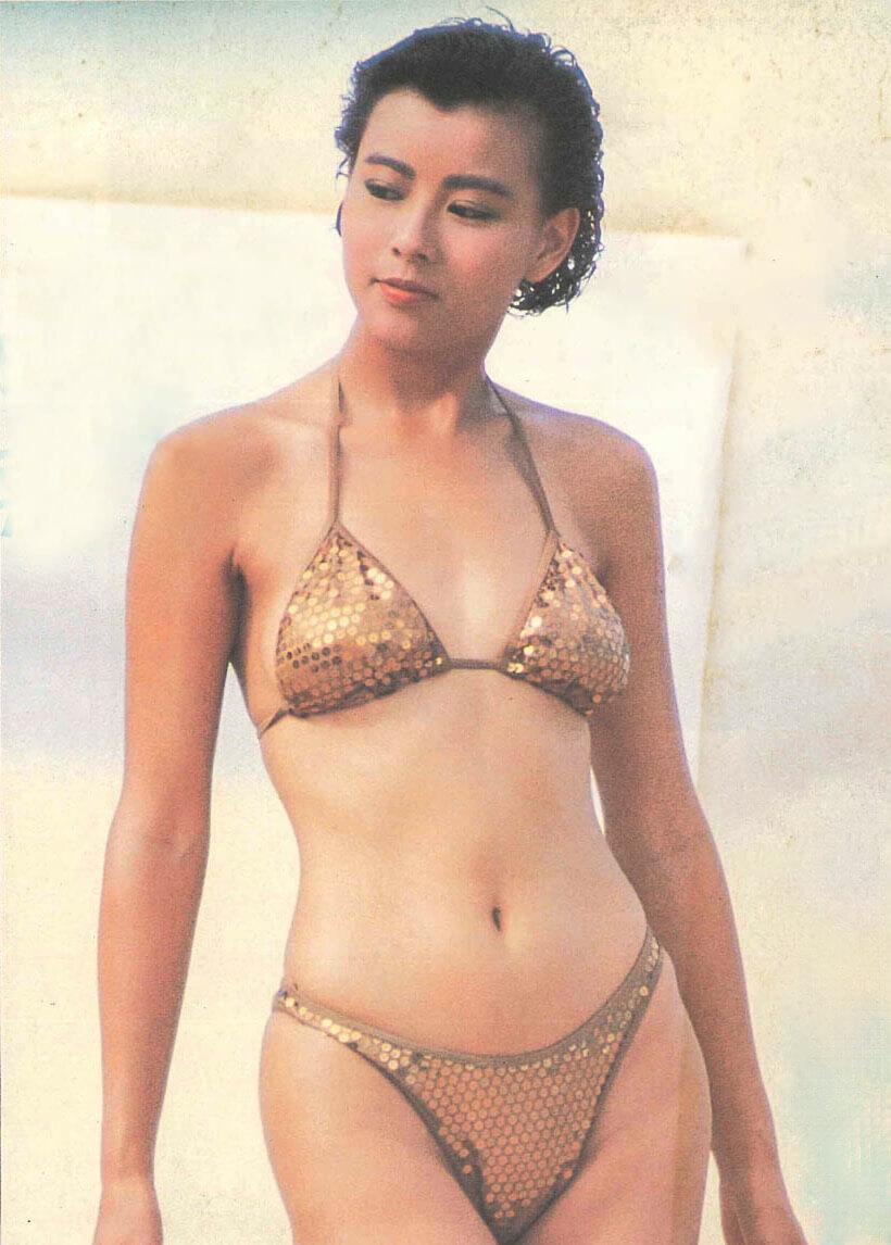 李美鳳1987年榮獲亞軍