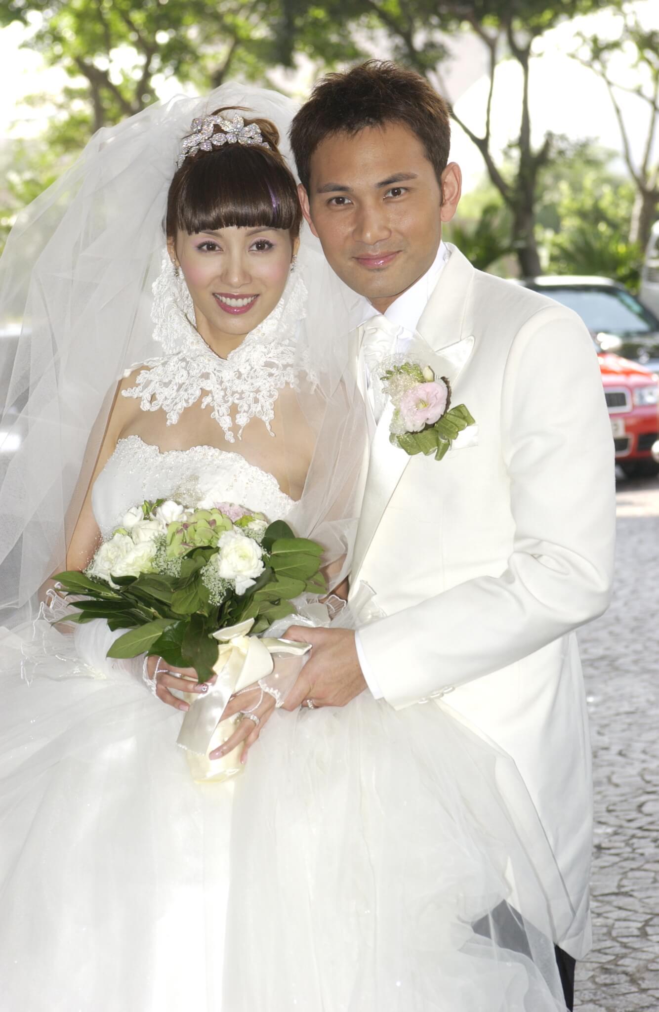 2004年結婚