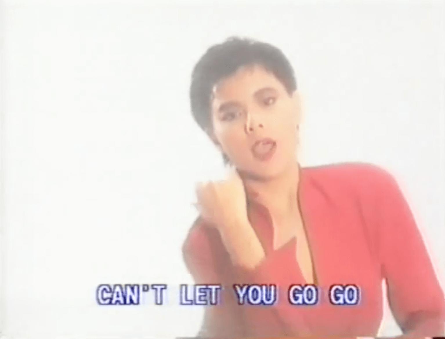《熱愛Can't Let You Go》MV