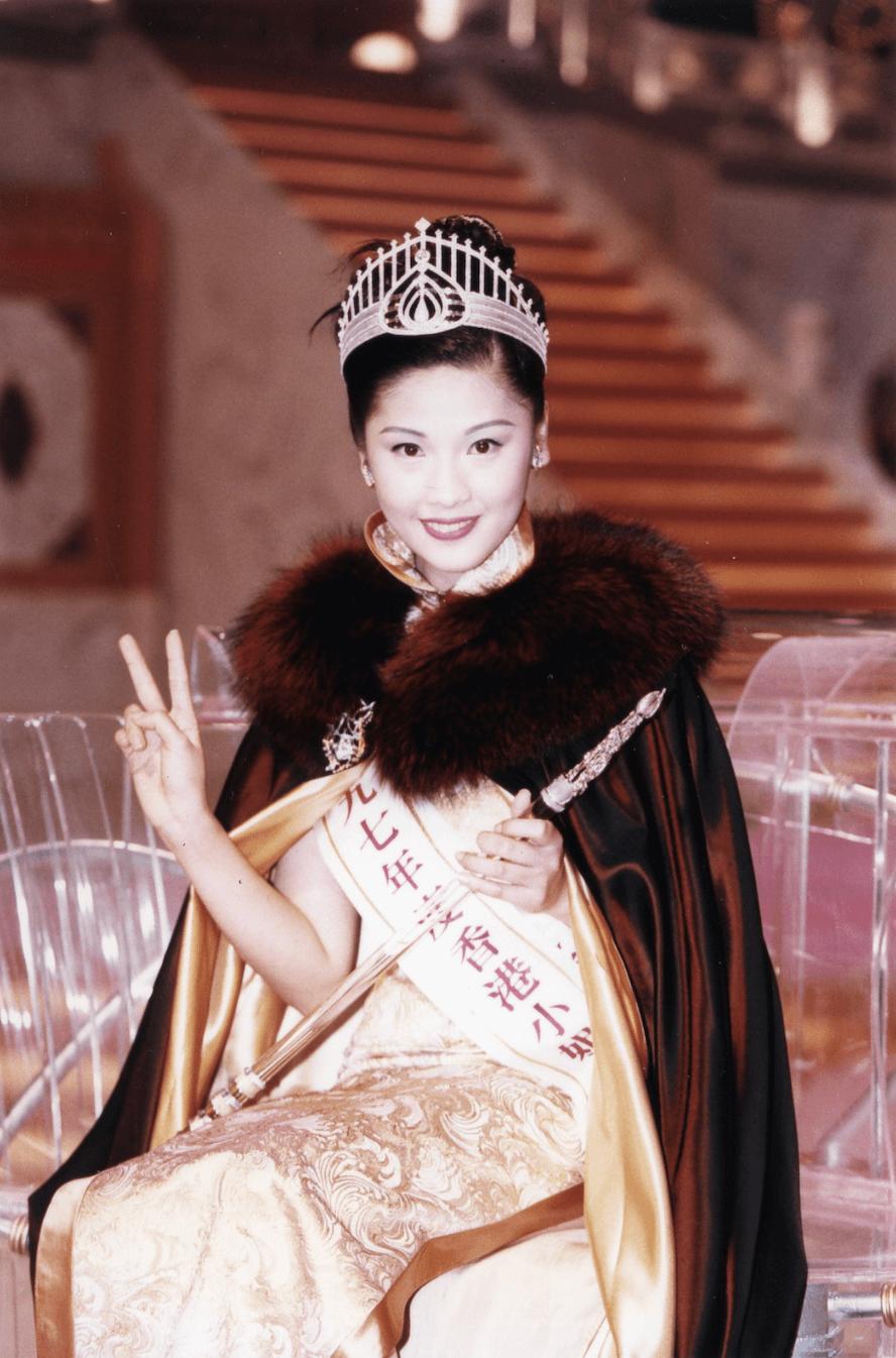 翁嘉穗 1997年冠軍