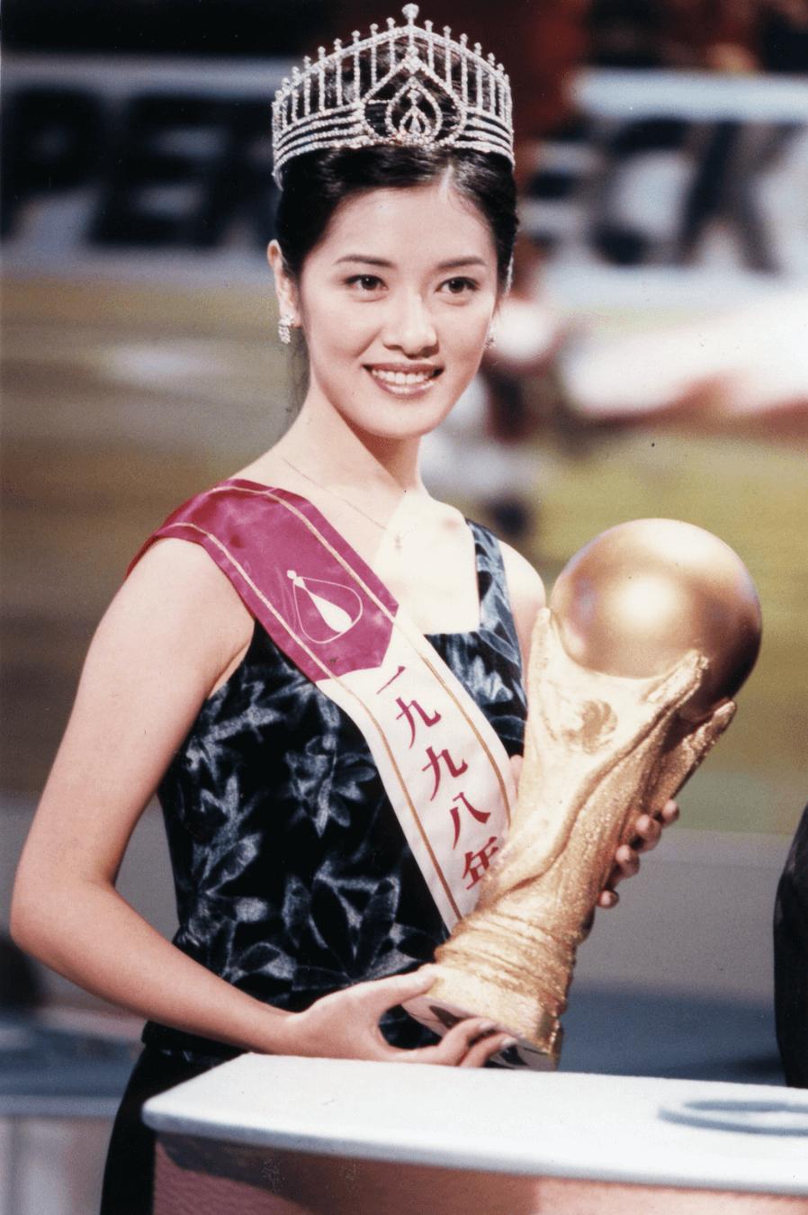 向華嵐 1998年冠軍
