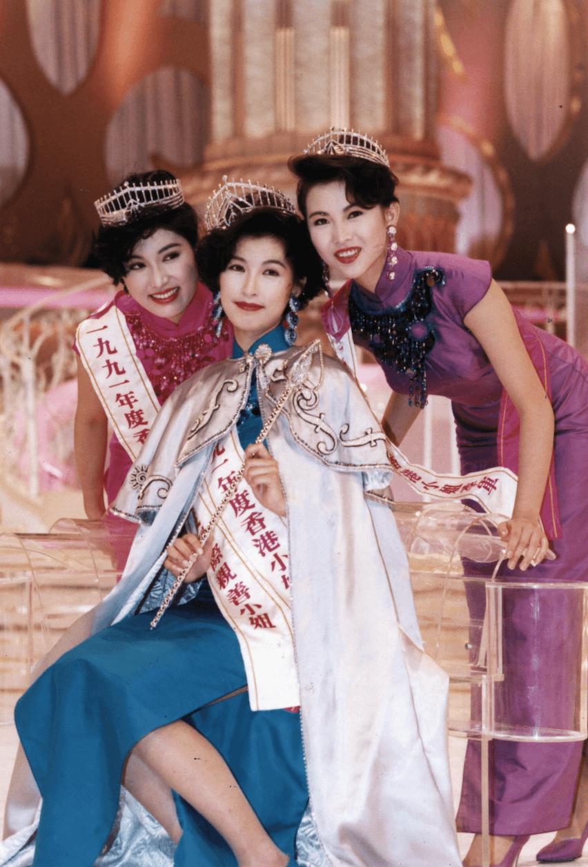 郭藹明 1991年冠軍