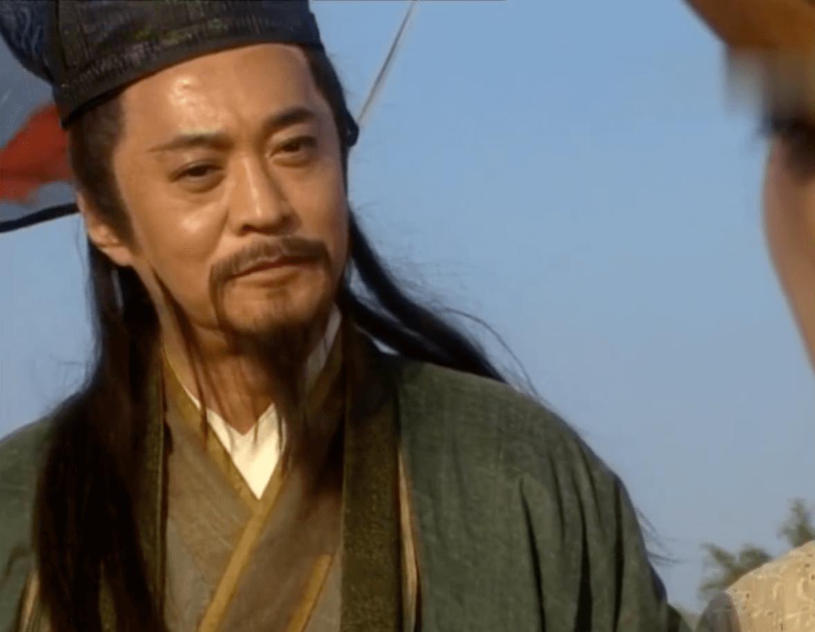 王偉於《笑傲江湖》飾演岳不群