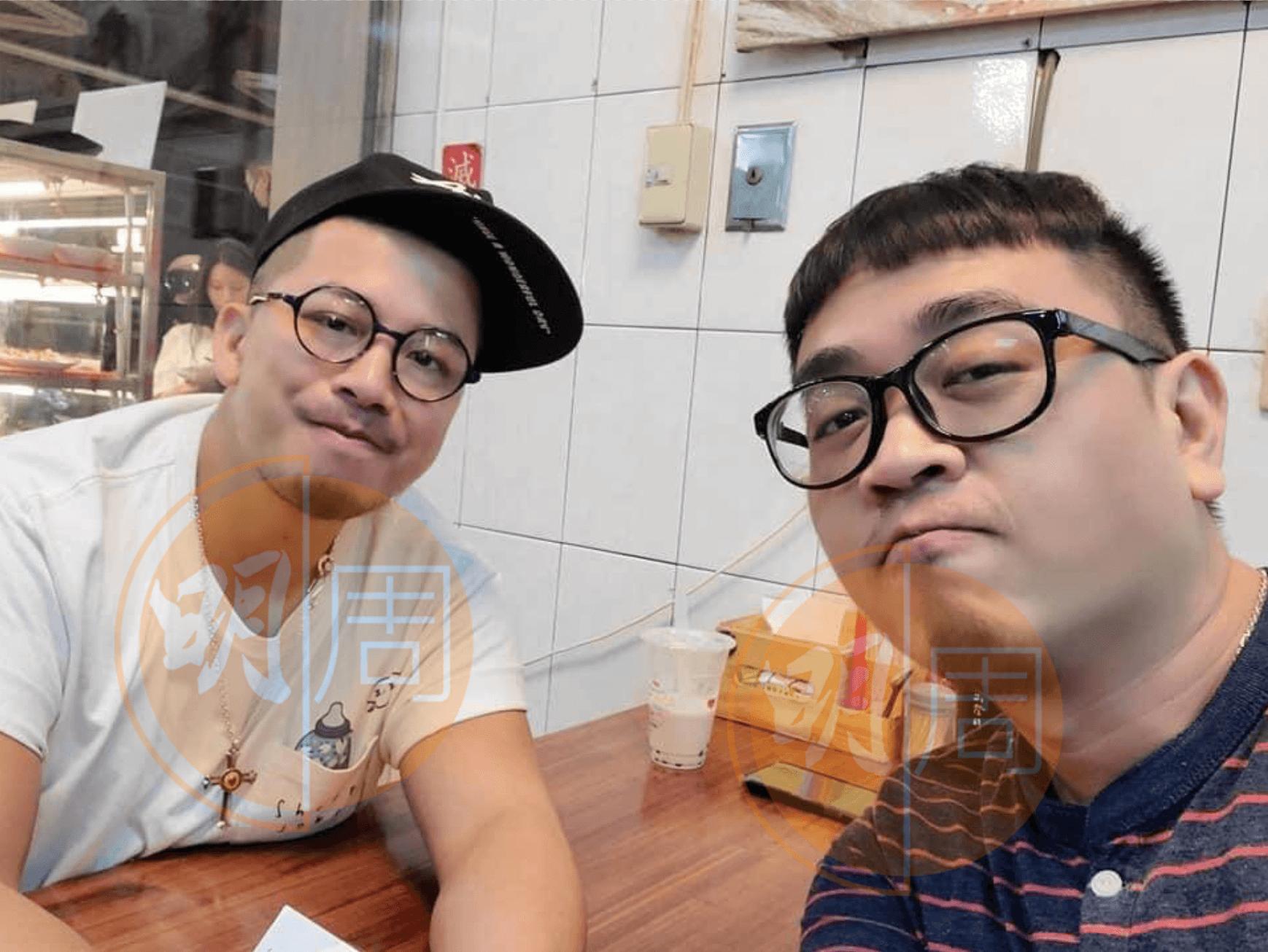 小肥現任男友是台灣人,他亦希望將來到台灣嘗試發展。