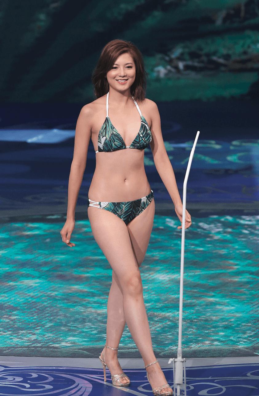 Phoebe參加2016年度港姐競選
