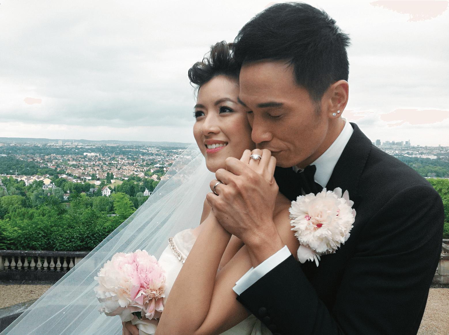 2013年結婚