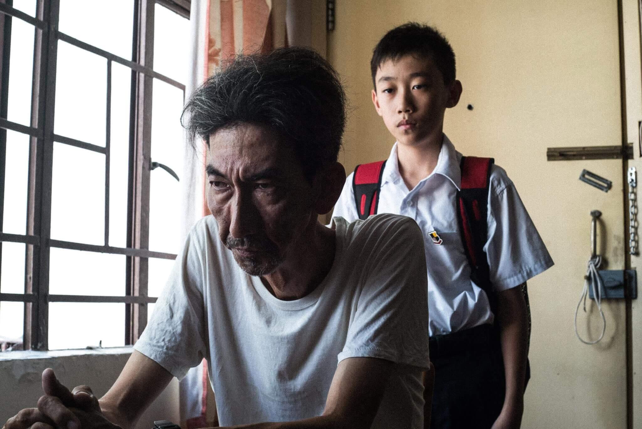 台灣微電影《老人與狗》