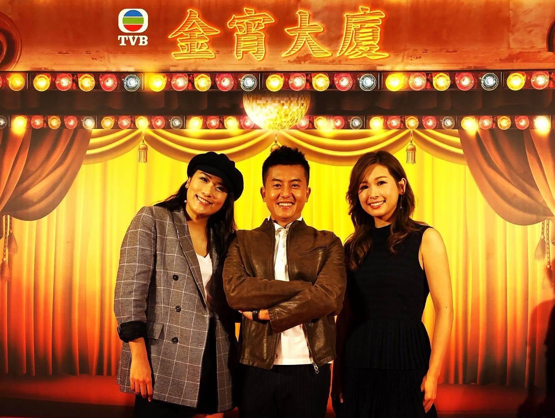 無綫劇集《金宵大廈》叫好叫座,葉凱茵、衛志豪及趙希洛在單元《嬰》的演出亦大受歡眾歡迎。