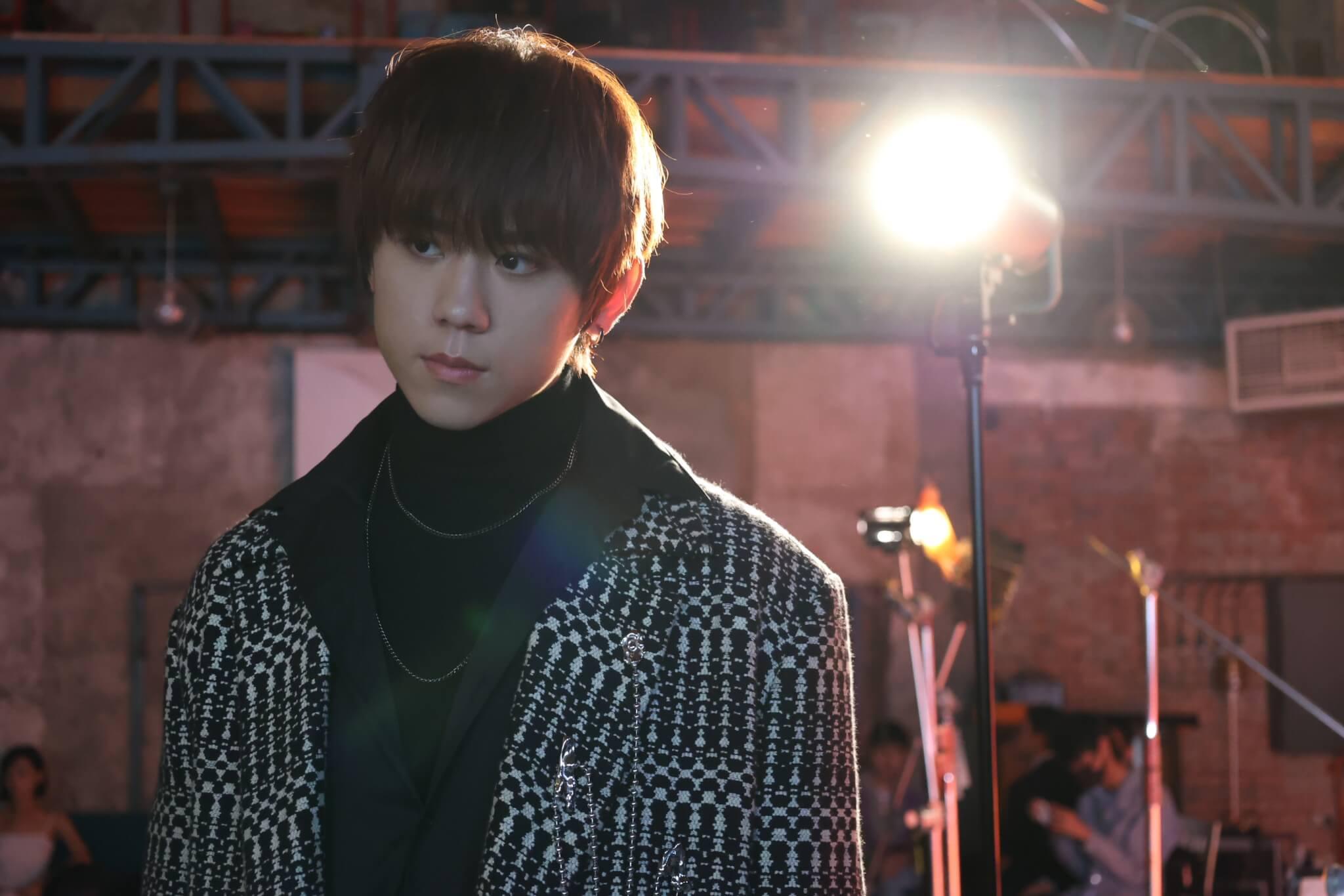 姜濤今次有份參與新歌填詞及創作 MV劇本