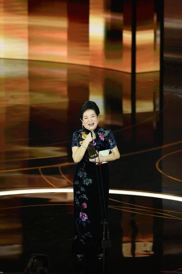陳淑芳憑電影《孤味》 膺「最佳女主角」