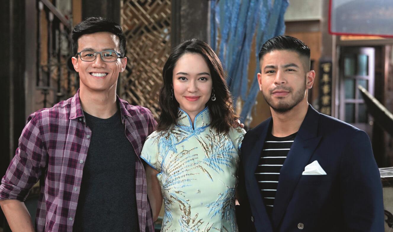 溫家偉於《Last Madame》演新加坡女演員Fiona Fussi的未婚夫Harry,該劇是新傳媒電視首套「18禁」劇集,推出後更打破多個當地收視紀錄。