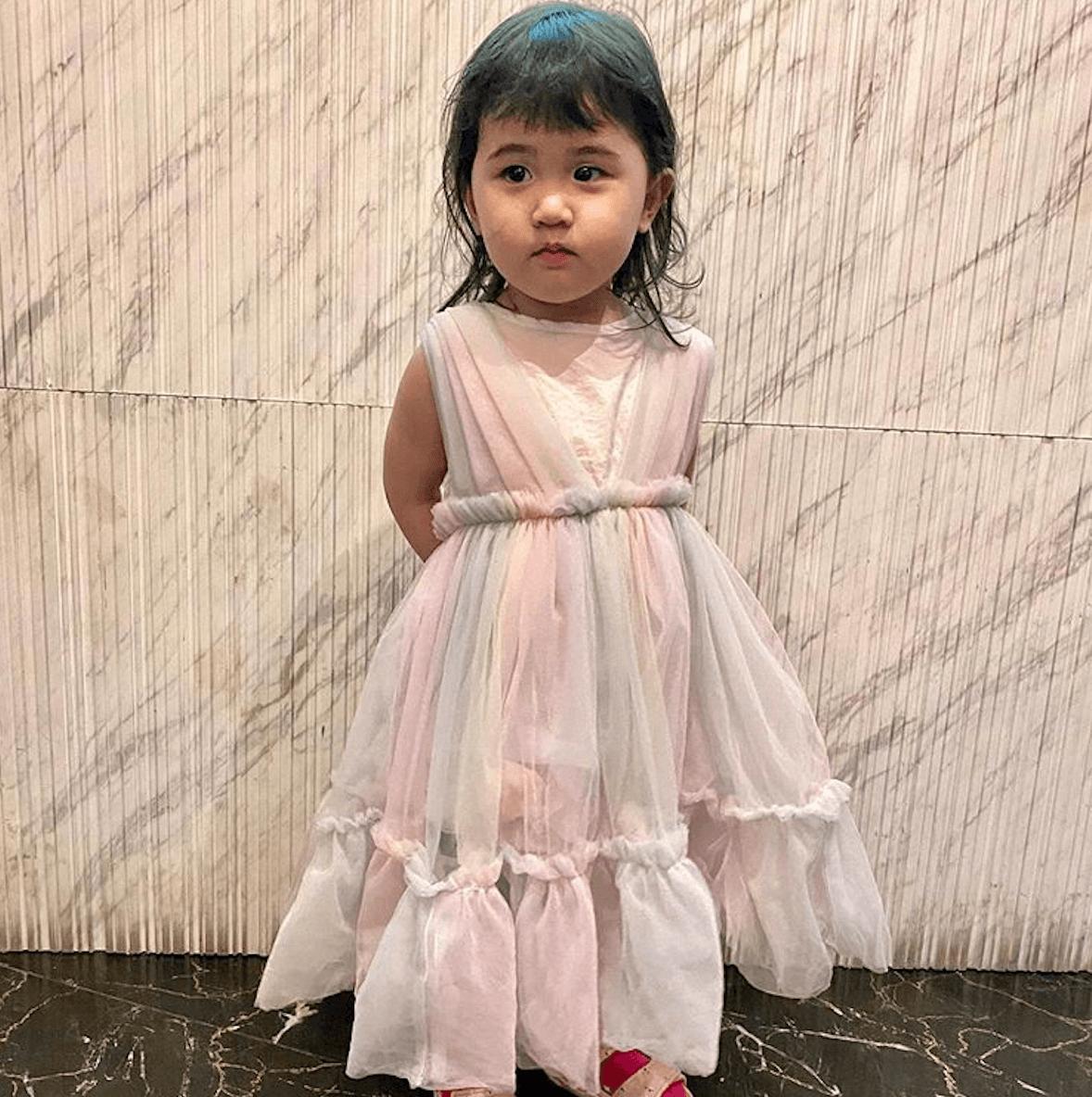 Charlotte兩歲大