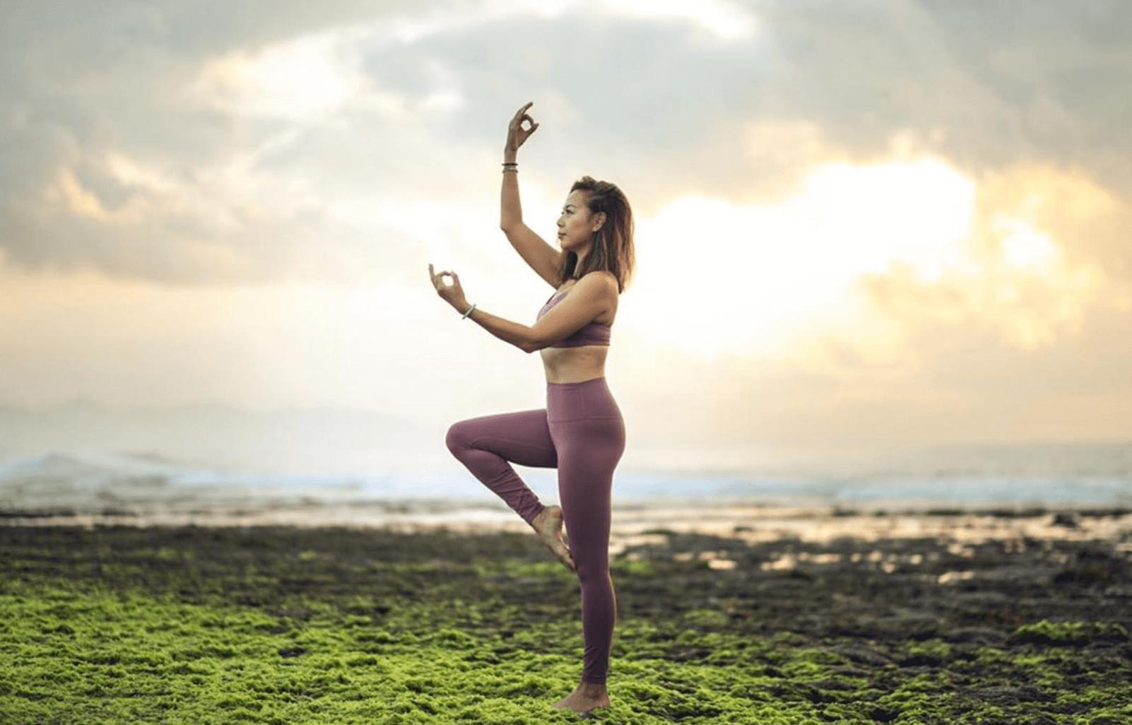 Margaret演員轉職為瑜伽導師,身型弗到爆