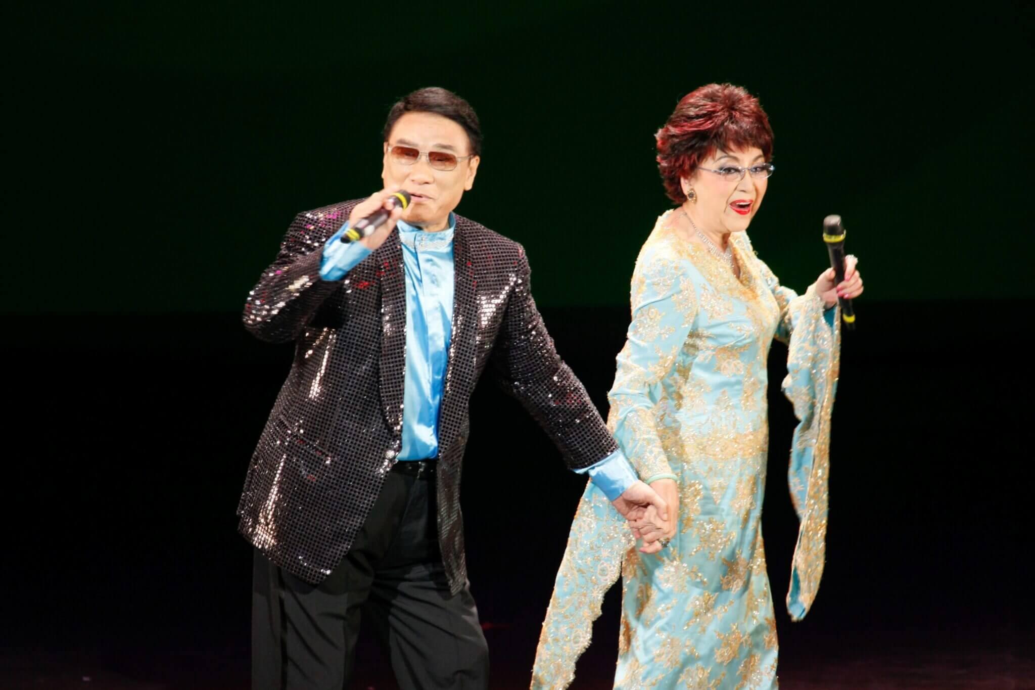 琴姐和譚炳文是經典熒幕情侶