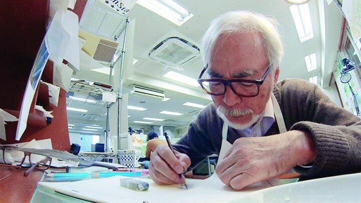 宮崎駿曾7次表明要退休