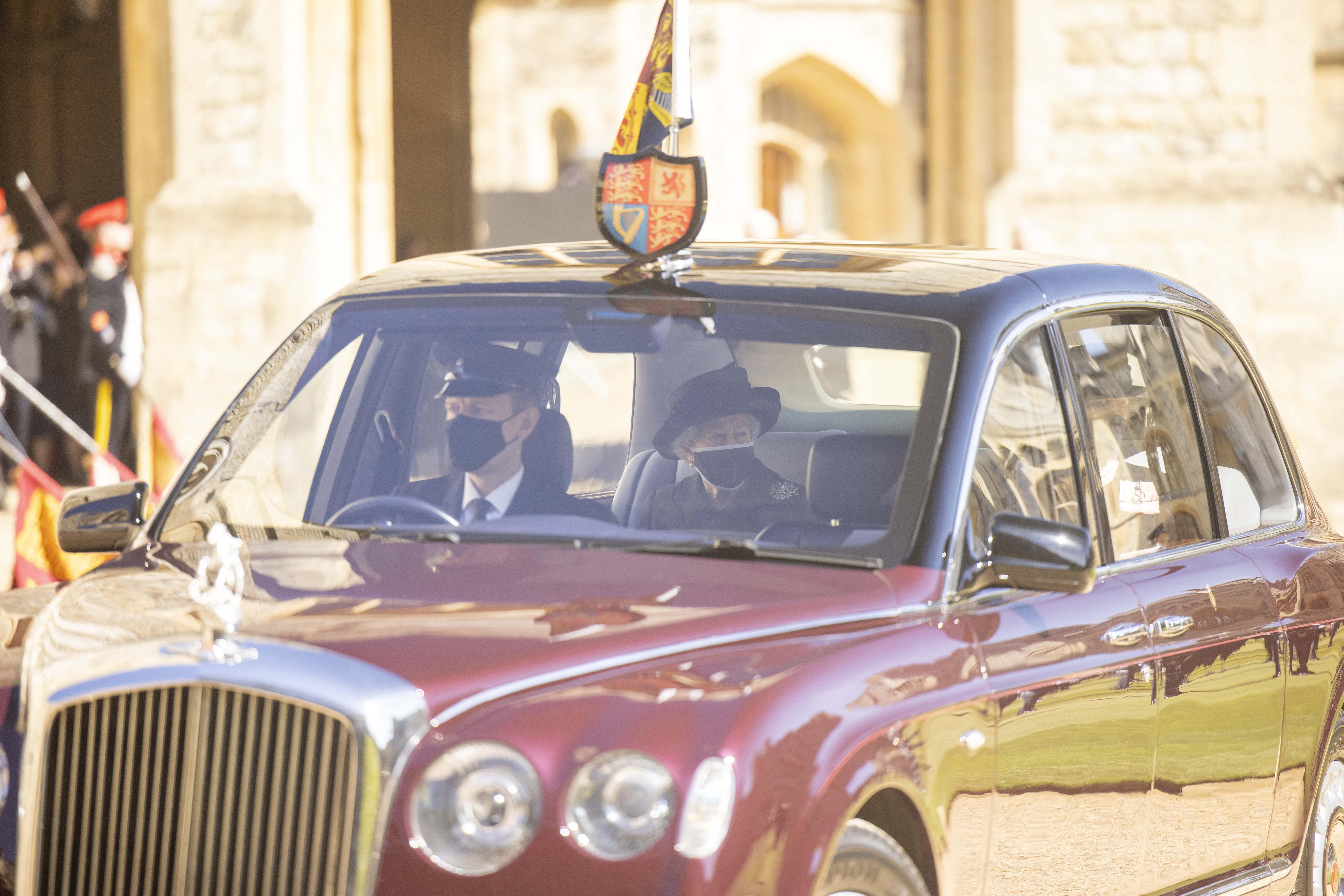 英女王伊利沙伯二世