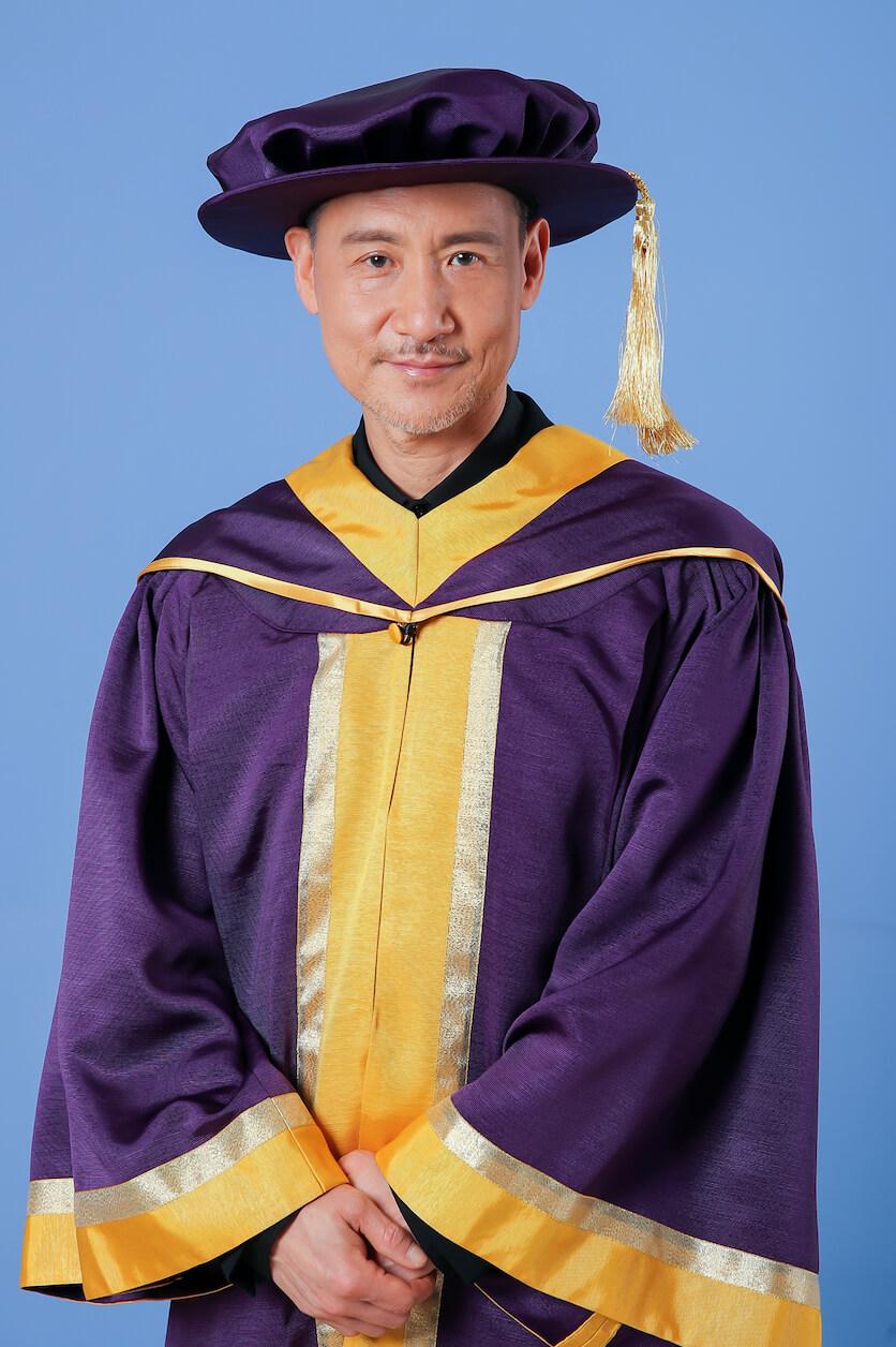 香港演藝學院榮譽博士張學友