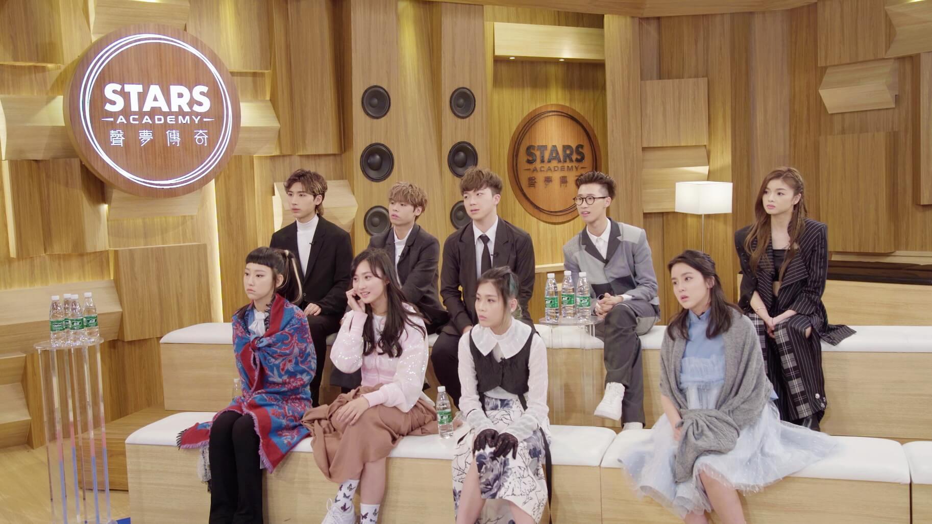 上集淘汰了詹天文,目前只剩9位學員,包括黃奕斌、冼靖峰、何晉樂、林智樂、炎明熹、鍾柔美及姚焯菲。