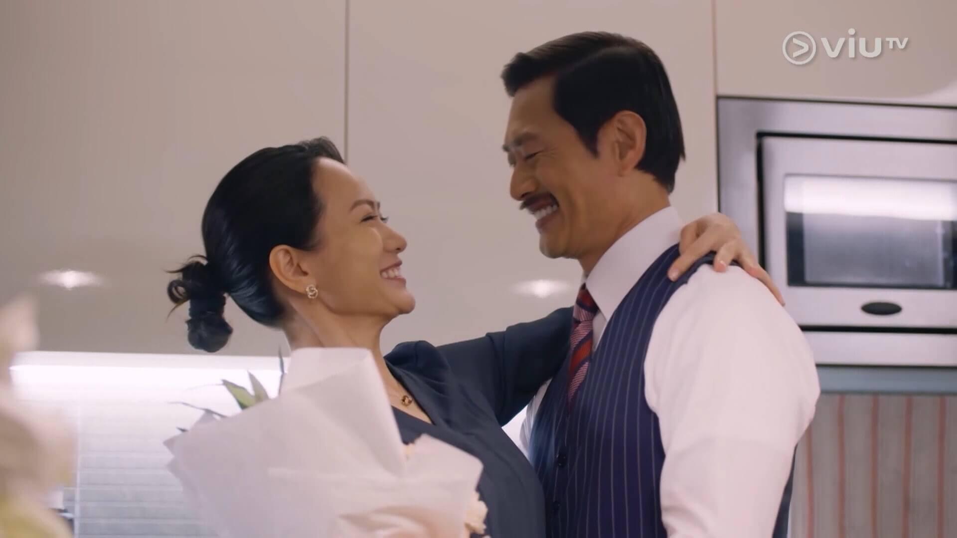 黃德斌與簡慕華結婚20年