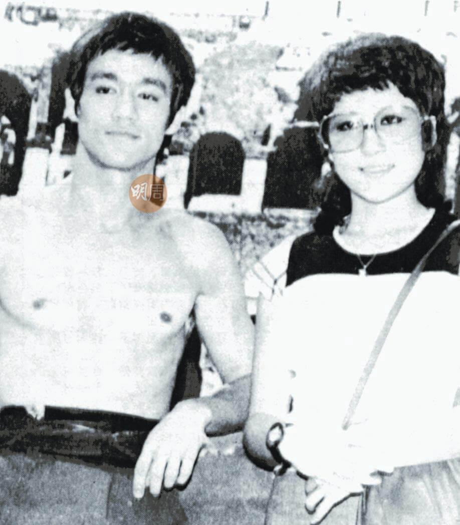 李小龍與丁珮