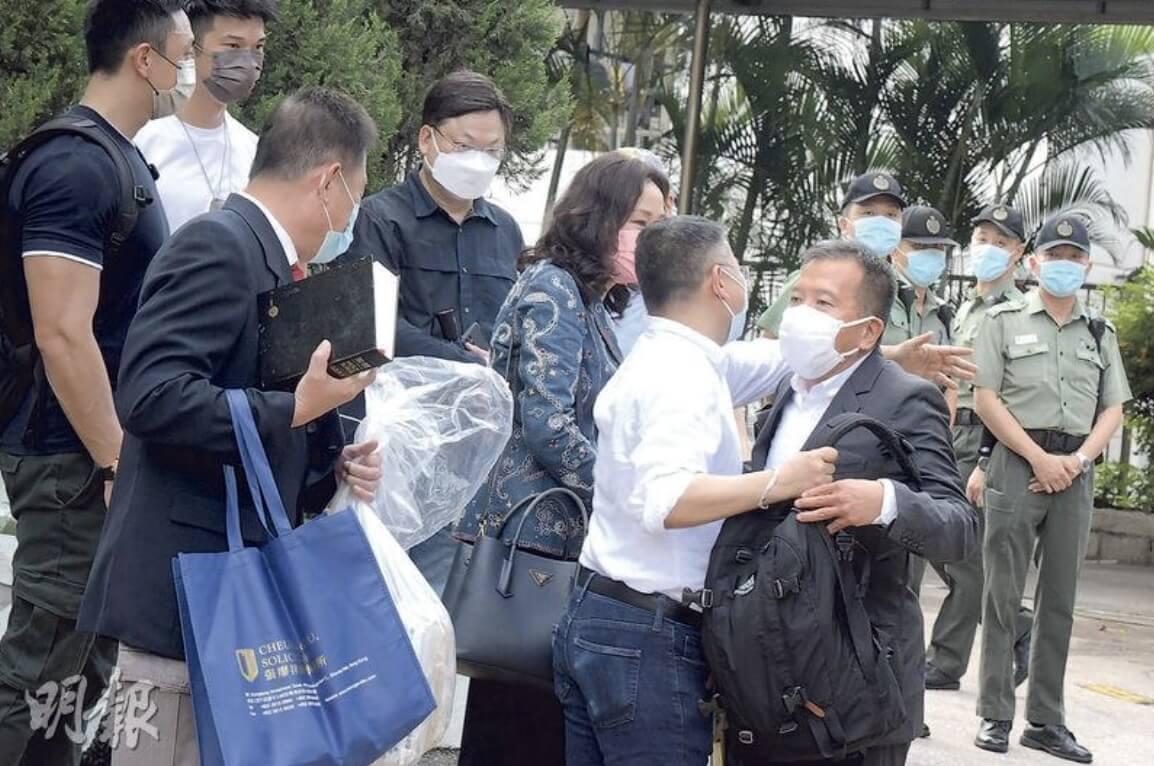 圖片來源:明報 劉焌陶攝