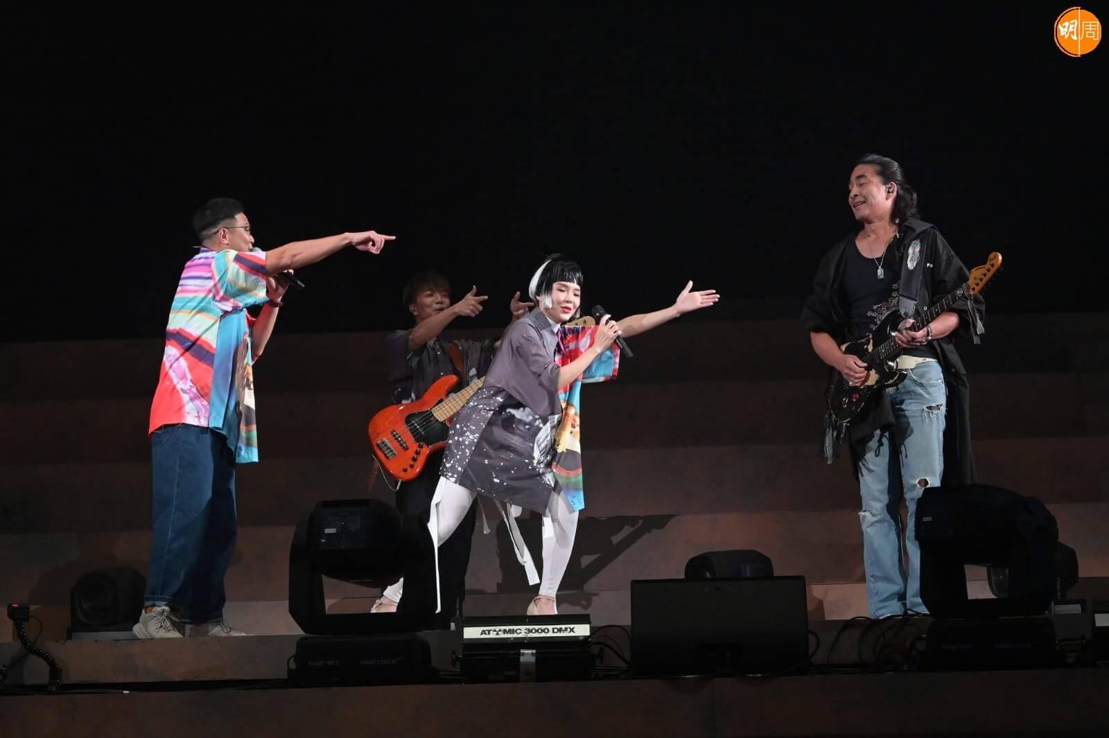 方皓玟演唱會